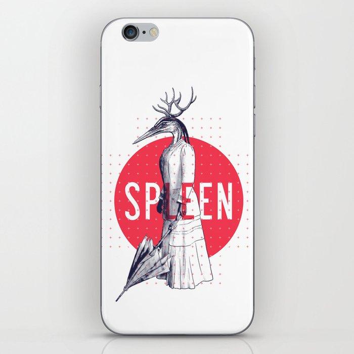 Spleen iPhone Skin
