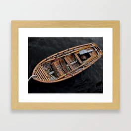 Gone for good Framed Art Print