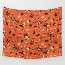 Lil Spookies Wall Tapestry