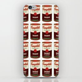 The Day The Dodo Died iPhone Skin
