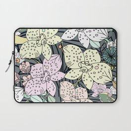 Orchids in Bloom Laptop Sleeve