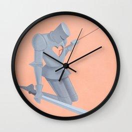 Weak Spot Wall Clock