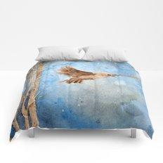Snow Wanderer Comforters