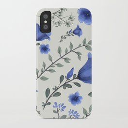 Flowers -a41 iPhone Case