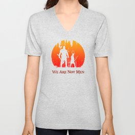 We Are Not Men Unisex V-Neck