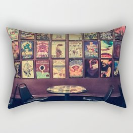 Wall Art Rectangular Pillow