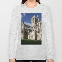 York Minster, England Long Sleeve T-shirt