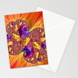 """""""Fractal Fantasy"""" Stationery Cards"""