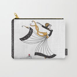 Sophia Butterfly Dancer Carry-All Pouch