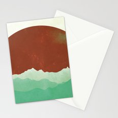 Sunset Valley Stationery Cards