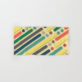 geometric 02 Hand & Bath Towel
