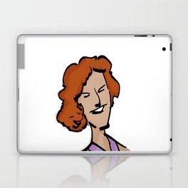 MARIE-SOLANGE / la voix de Villeray / En tout cas. Laptop & iPad Skin