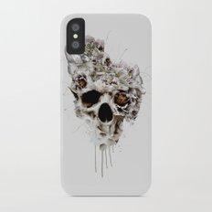 Skull Castle II Slim Case iPhone X