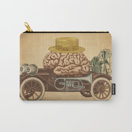 Intelligent Car Carry-All Pouch