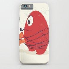 Cyclopes Monster Blob & Orange Dog iPhone 6s Slim Case