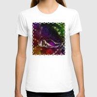 interstellar T-shirts featuring Interstellar Snake by Distortion Art