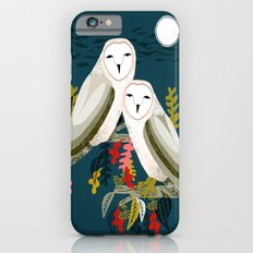Two Owls by Andrea Lauren Slim Case iPhone 6
