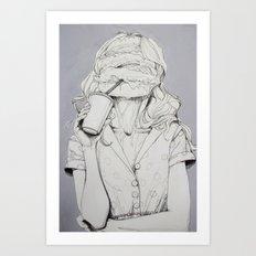 01 Art Print
