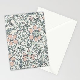 Chinese Neo-Retro Pattern VI Stationery Cards