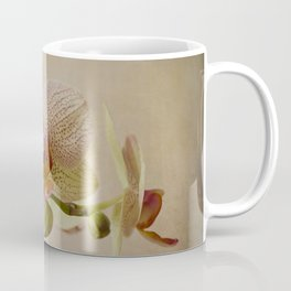 Yellow Spotted Orchid Coffee Mug