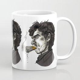 London Smoking Habit Coffee Mug