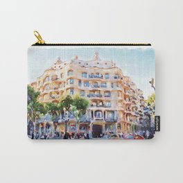 La Pedrera Barcelona Carry-All Pouch