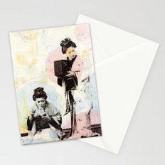 Box Float Stationery Cards