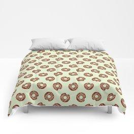 DONUT LIKE YOU! Comforters