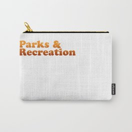 Parks and Rec Retro Carry-All Pouch