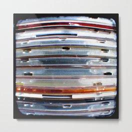 CD Stack - Through The Viewfinder (TTV) - ANALOG zine Metal Print