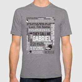 Supernatural - Gabriel Quotes T-shirt