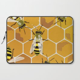 The Bees Knees Laptop Sleeve