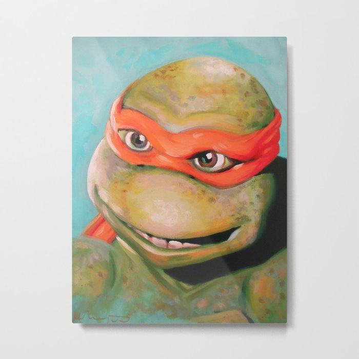 Mikey Metal Print