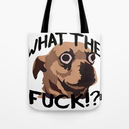 Spanky (Uncensored) Tote Bag