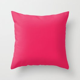Red cranberries . ( e9225b ) Throw Pillow