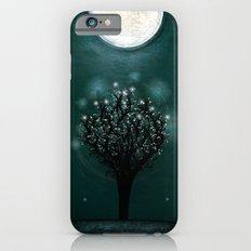 the midnight tree iPhone 6s Slim Case