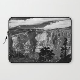 Mountains of Yosemite National Park  Laptop Sleeve