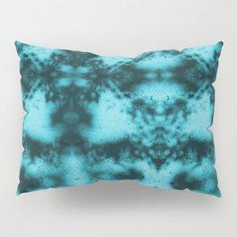 Algae in Blue Repeat Pillow Sham