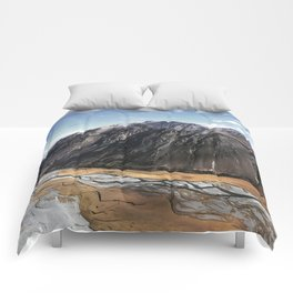 New Zealand's beauty *Aoraki/MtCook 7 Comforters