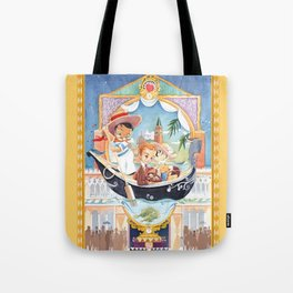 WATER TAXI LANDINGS Confections & Gifts Tote Bag