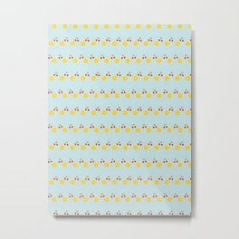 Mouthful of Summer Freshness Metal Print