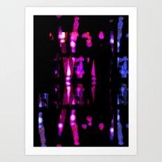 x-ray. Art Print