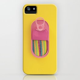 Canned candy iPhone Case