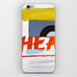 Heavy Soul iPhone Skin