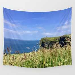 Cliffs of Moher 2 Wall Tapestry