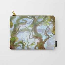 Wooded Foothills Carry-All Pouch