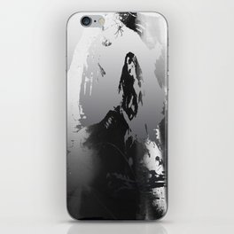 Death Siren Road iPhone Skin