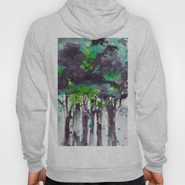Song Of The Trees 9i by Kathy Morton Stanion Hoody