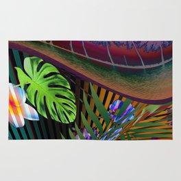 Island Wave by Kenny Rego Rug