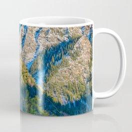 Mountain Path // Rocky Mountains Colorado Landscape Photography Amazing Shots at Sunrise Coffee Mug